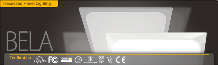 Bela LED panel 60x60